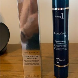 Lancome Visionnaire night peel
